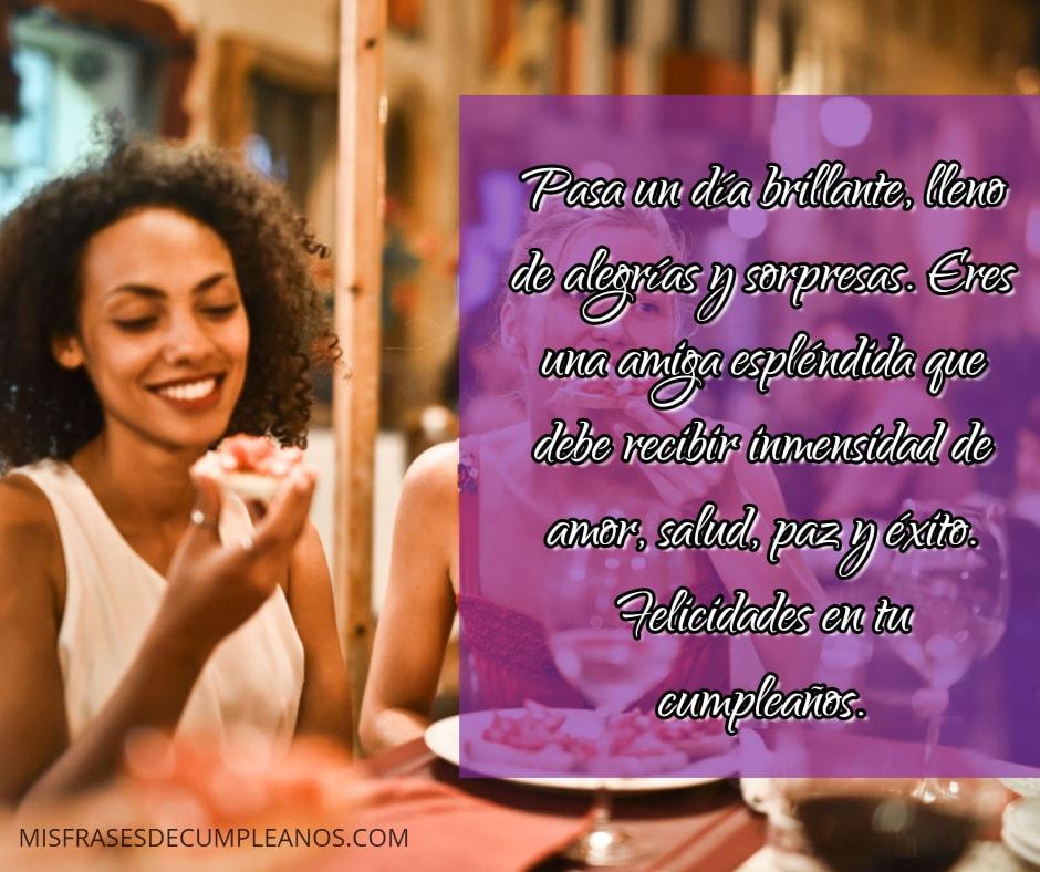 Inmensidad de amor, salud, paz y éxito