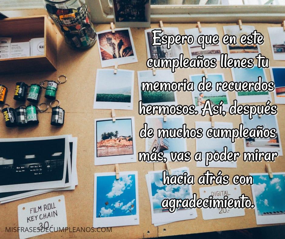 Recuerdos hermosos