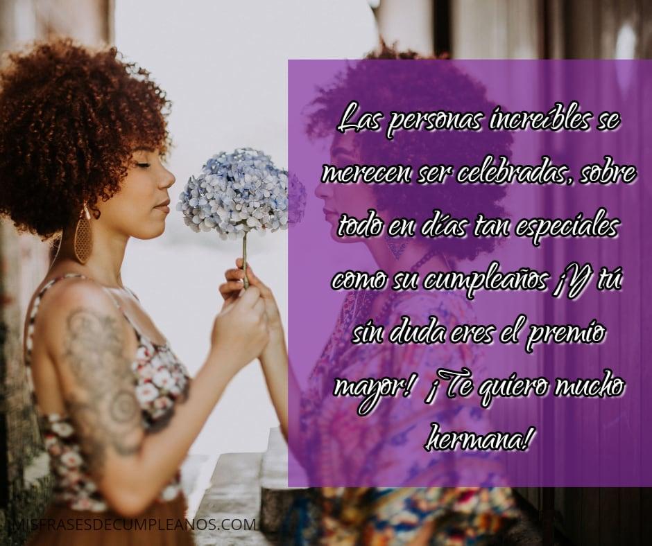 Las personas increíbles se merecen ser celebradas